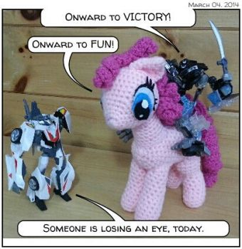 It's All Fun and Games.  . . by Country-Geek-Crochet
