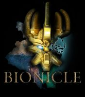 Portada Bionicle by Jhepty