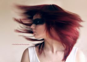scarlet fury by KatMPhotography