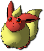What level does Flareon learn a fire attack - answers.com