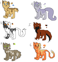 Point Adoptables 1 by Meepalso