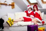 Sora - Christmas Chilling by SoraPaopu