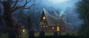 Witch House by yumor