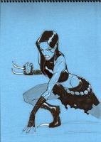 X-23 by kitto555