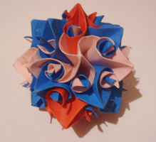 Curler Unit Origami by BrennendeBuecher