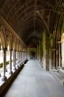 Mont-Saint-Michel 05 Stock by lokinststock