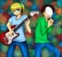 PewdieCry Band by KittyHunterAssassin