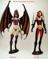 Succubus to Rayne by Unicron9