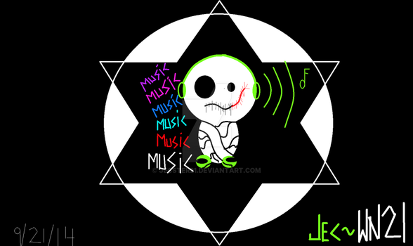 Music! by JECSTER21