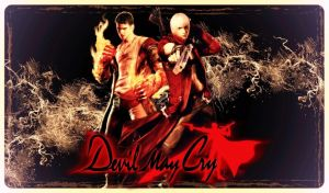 +~DmC - DMC Dante~+ by DeathGoddess1995