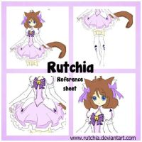 Rutchia Reference Sheet by Rutchia