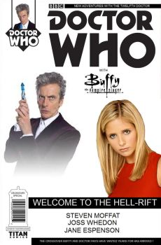 Doctor Who / Buffy Comic Crossover by DoctorWhoOne