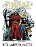 The Mutant Punks by funrama