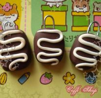 Yummy truffles by coffishop