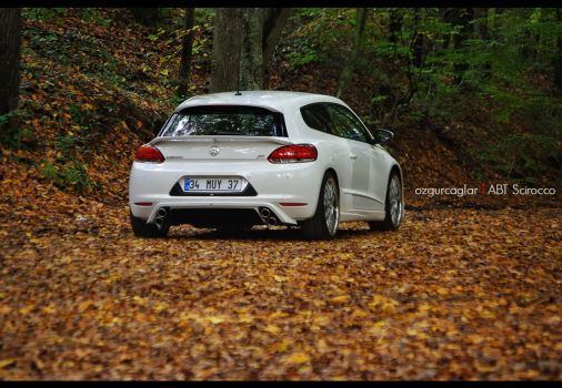 VW Scirocco ABT - 3 by rugzoo