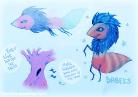 About Babees by Gamibrii
