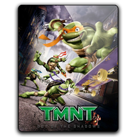 Tmnt - Out Of The Shadows by dander2