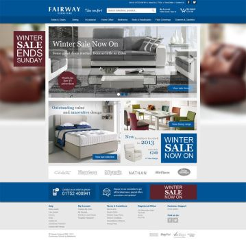 Fairway Furniture by graphicscove