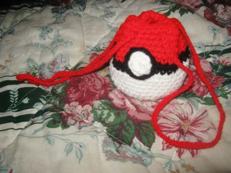 Pokeball Purse by insilverscript
