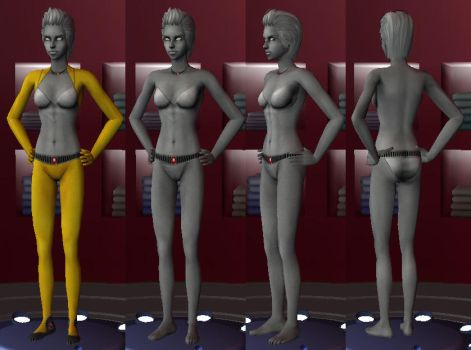 Sims2 Silaw by jactinglim