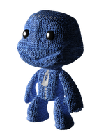 3D-model - Sackboy by Zhooves