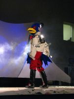 Falco Lombardi Cosplay by Gado