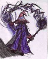 Black Mage by WolfClaw419