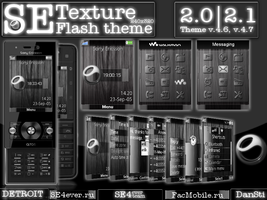 SE Texture - Flash Theme by DanSti