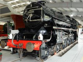 5000th Deviation - LMS 5000 at NRM Shildon by rlkitterman