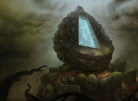 Portal Sketch by CarlfolmerART