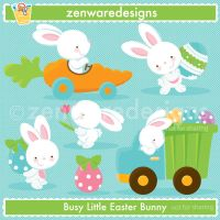 Pack PNG Easter Bunny (2) By ladylony On Fotki by AnhThuPham