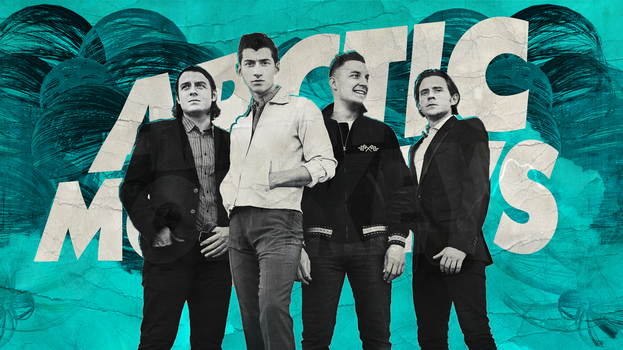 Arctic Monkeys by exetril