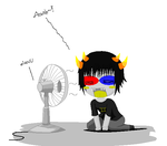 Sollux's biggest fan by InuHanyou01