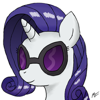 Rushed- DJ Rarity by Muffinsforever