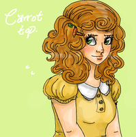 carrot top by superlucky13