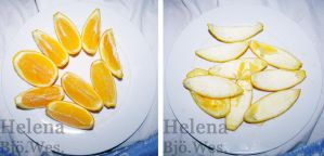 I love oranges by Helenabw