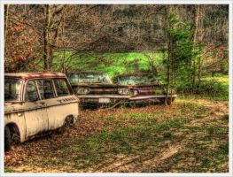 country fried corvairs by barefootphotos