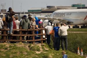 Planespotters by RGAllanPhotography