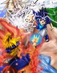 naruto fight part1 by zhane00
