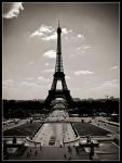 Tour Eiffel by S4SH4X