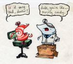 dr. candy by CAESCHEcartoons