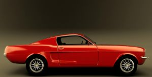 Muscle Car by signum2