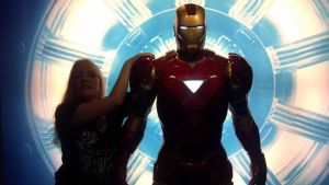 Iron Man Will Save Us All - Present for Zenoxen by enchantedrose21