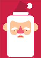simple santa tutorial by armadilloboy