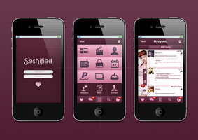 Soshified iPhone Concept (1) by FledMorphine