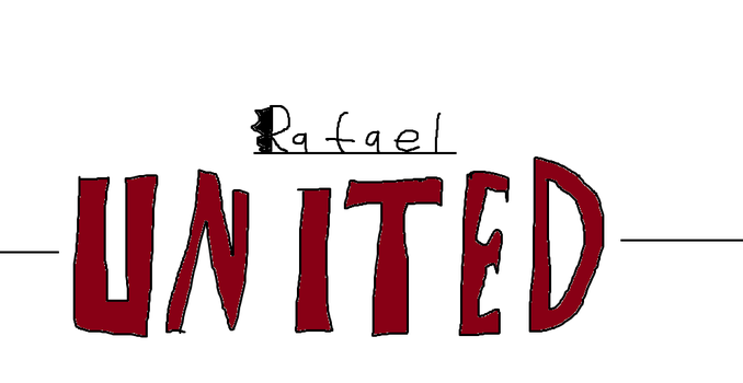Rafael UNITED Logo by Rafie1998
