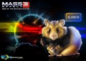 Rise of the Spacehamster Wallpaper by SueEllenTony