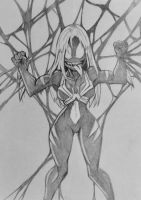 Spider woman 7 by diabolik0