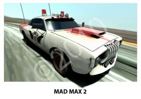 MAD MAX 2 CHARGER by waynedowsent