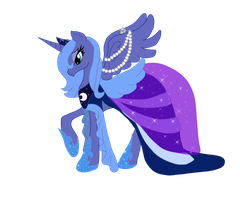 luna at the MNG by Emerald-Glaceon